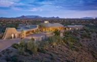 11,000 Square Foot Hilltop Mansion In Scottsdale, AZ