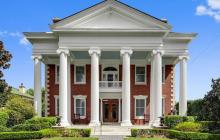 $6.3 Million Historic Mansion In New Orleans, LA