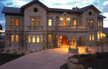 10,000 Square Foot Stone & Stucco Mansion In Colorado Springs, CO