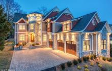 $2.995 Million Newly Built Mansion In McLean, VA