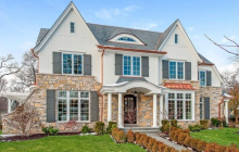 $3.375 Million Newly Built Colonial Home In Winnetka, IL