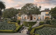 $12.485 Million Mediterranean Estate In Montecito, CA
