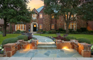 $5.195 Million Brick & Stone Home In Dallas, TX