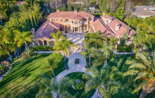 $4.995 Million Mediterranean Mansion In San Juan Capistrano, CA