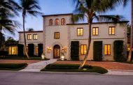 $16.9 Million Historic Mediterranean Mansion In Palm Beach, FL