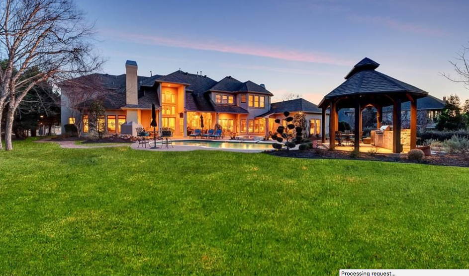 1 5 Million Stucco Home In Southlake Tx Homes Of The Rich
