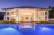 €15 Million Newly Built Modern Mansion In Malaga, Spain