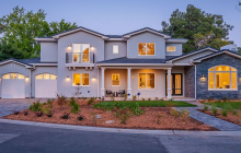 $7 Million Newly Built Home In Menlo Park, CA