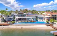 $11.9 Million Contemporary Waterfront Mansion In Queensland, AU