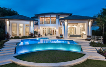 $6.295 Million Newly Built Waterfront Home In Naples, FL