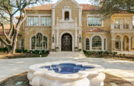 $8.6 Million Newly Built Stone Mansion In Dallas, TX
