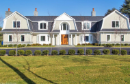 $6.3 Million Newly Built Colonial Shingle Home In Old Westbury, NY