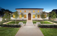 12,000 Square Foot Newly Built Mansion In Newport Coast, CA