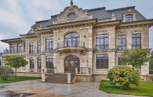 34,000 Square Foot Newly Built Mega Mansion In Russia