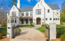 $5.975 Million Newly Built English Country Home In Atlanta, GA