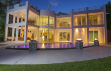 $4.995 Million Modern Waterfront Home In Sarasota, FL