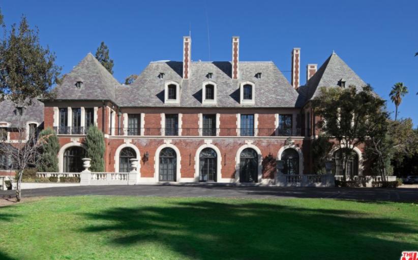 20,000 Square Foot Historic Mansion In Pasadena, CA