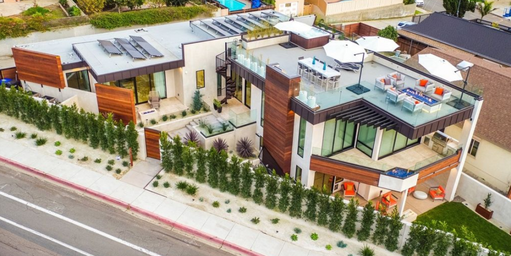 $2.5 Million Newly Built Contemporary Home In San Diego, CA