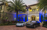 10,000 Square Foot Mediterranean Mansion In Miami, FL