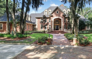 11,000 Square Foot Riverfront Brick Mansion In Jacksonville, FL