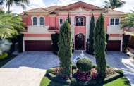 $5.995 Million Waterfront Home In Boca Raton, FL