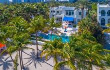 $27.5 Million Contemporary Oceanfront Mansion In Golden Beach, FL