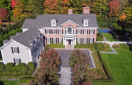$4 Million Georgian Colonial Home In Purchase, NY