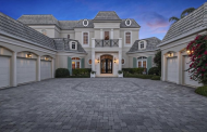 $6.5 Million Waterfront Home In Stuart, FL