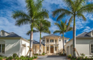 $8.4 Million Newly Built Waterfront Home In Longboat Key, FL