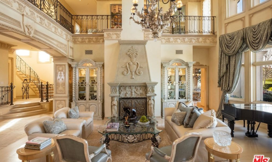 Fabulous french chateau in thousand oaks ca