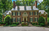 $2.2 Million Brick Colonial Home In McLean, VA