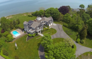 $5 Million Waterfront Shingle Home In Duxbury, MA