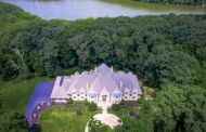 12,000 Square Foot Waterfront Stone Mansion In Westerville, OH
