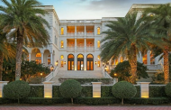 Serenissima – An Incredible Oceanfront Mansion In Longboat Key, FL