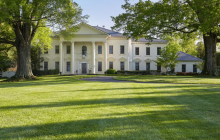 12,000 Square Foot Colonial Mansion In Potomac, MD
