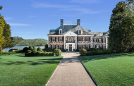 $25 Million Historic Waterfront Mansion In Greenwich, CT