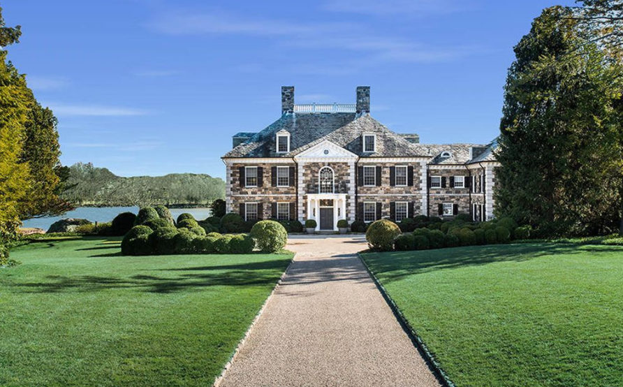 25 million historic waterfront mansion in greenwich ct for Builders in connecticut