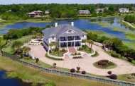 11,000 Square Foot Waterfront Mansion In Wilmington, NC