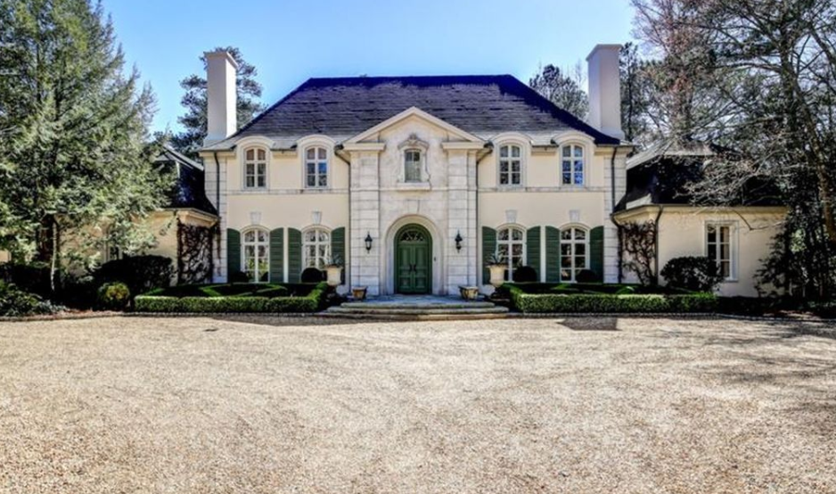 $2.95 Million European Inspired Home In Atlanta, GA
