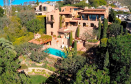 $11.75 Million Italianate Hilltop Home In Laguna Beach, CA
