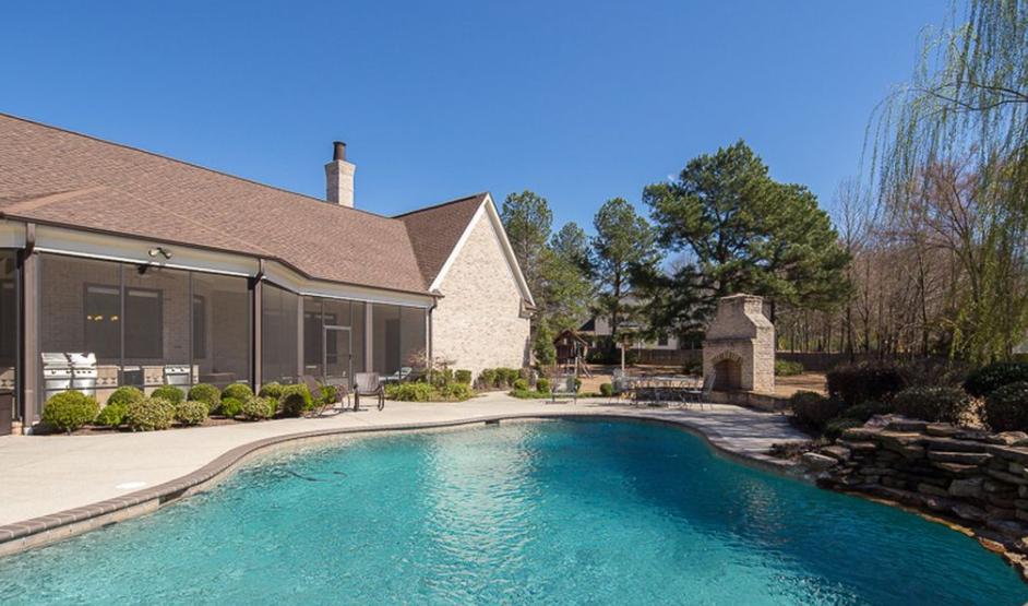1 45 Million Brick Amp Stone Home In Memphis Tn Homes Of