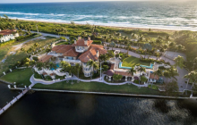 40,000 Square Foot Ocean-To-Intracoastal Estate In Manalapan, FL
