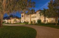 10,000 Square Foot Mediterranean Lakefront Mansion In Winter Park, FL