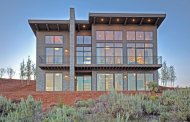 $2 Million Newly Built Contemporary Home In Park City, UT