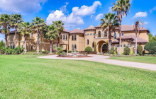 $1.9 Million Mediterranean Home In Sanford, FL