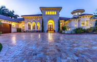 $2.8 Million Mediterranean Waterfront Home In Weston, FL