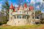 $3.895 Million Historic Stone Mansion In Bethesda, MD