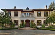 $10.25 Million Mediterranean Home In Atherton, CA