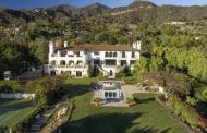 $14.9 Million Mediterranean Mansion In Montecito, CA