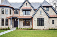 $3.685 Million Newly Built Stone Home In River Forest, IL